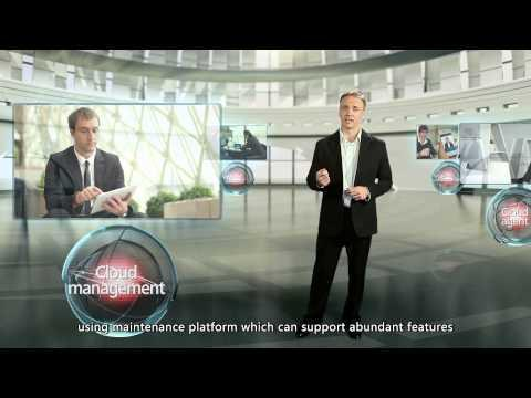 Huawei ESpace Contact Center Solution Video