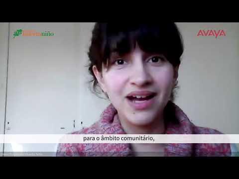 Avaya Spaces ~ Fundação Huerta Niño (Portuguese)