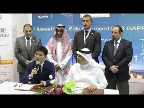 Huawei Enterprise Middle East At GITEX Technology Week 2015 – 2nd Day Highlights