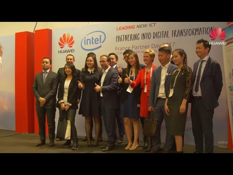 Huawei France Enterprise Partner Day 2017