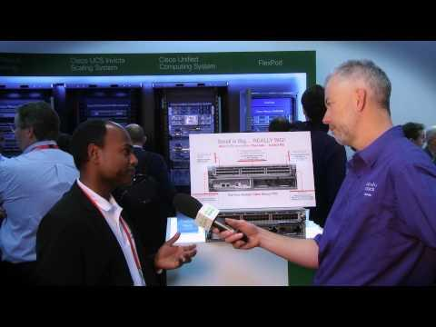 Cisco Nexus 7702 At Cisco Live Milan