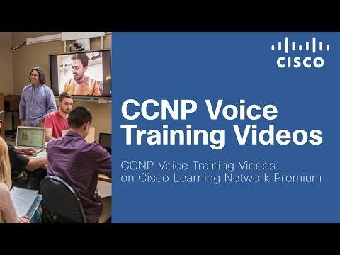 CCNP Voice Training Videos
