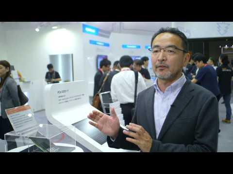 Interop Tokyo - The Partnership With NISSHO Electronics (JP)