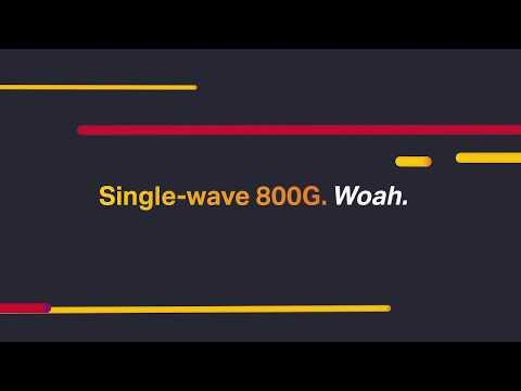 Ciena WaveLogic 5. Now You're Ready For More.