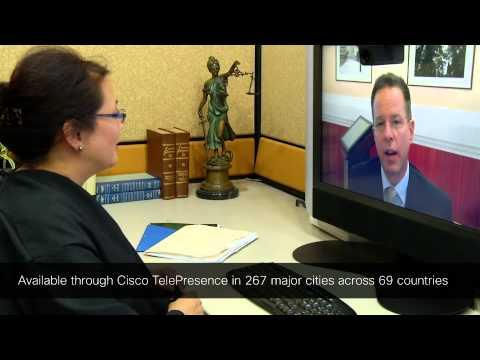 Discover Business Demonstration Over Cisco TelePresence - 30 Sec