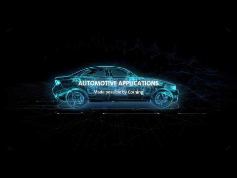Automotive Applications Made Possible By Corning
