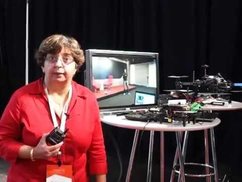 Accenture - Drone Zone Explaining New UAVs At Apigee I Love APIs