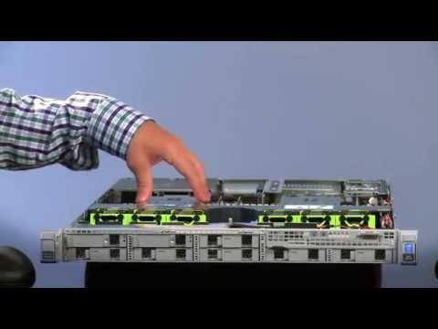 Cisco UCS C220 M4 Rack Server
