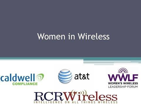 Editorial Webinar: Women In Wireless