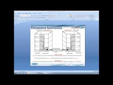 Norma Técnica NBR14565:2012. Cabeamento Estruturado Para Edifícios Comerciais E Data Centers.