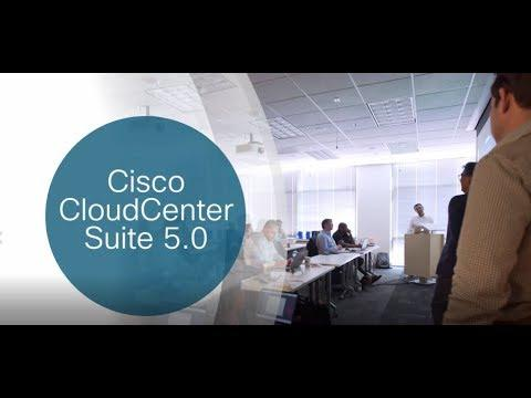 Introducing New Cisco CloudCenter Suite