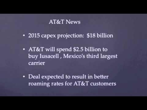 AT&T Spending News (RCR Mobile Minute)