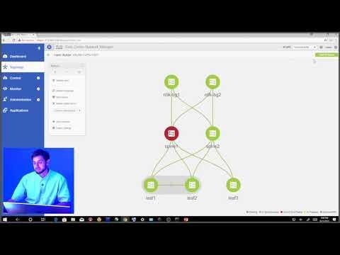 Demo: Seamless Fabric Automation With Cisco DCNM Fabric Builder