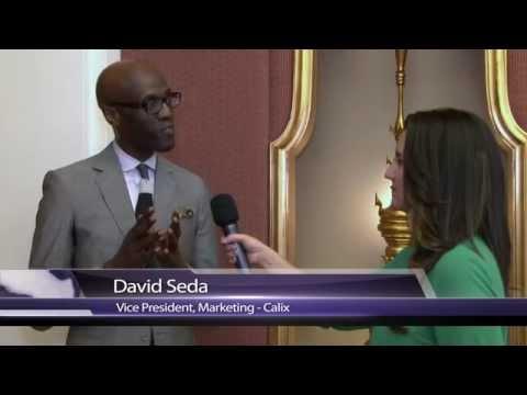 2015 Calix International Partner Summit Interview With David Seda