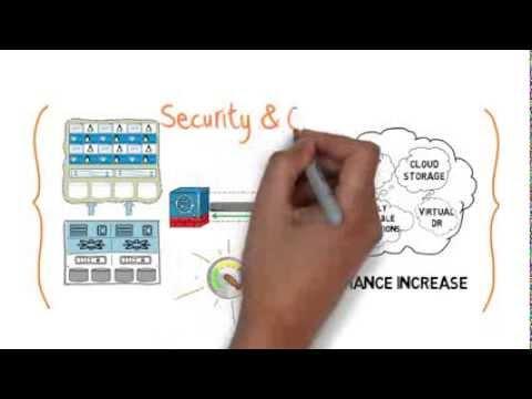 Hybrid Data Center Design By NuSpective Solutions