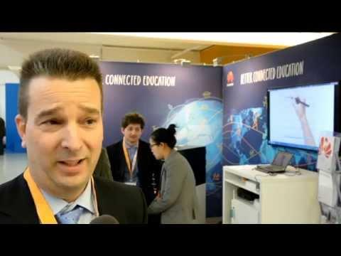 Huawei IP Solutions With Norbert Ecker