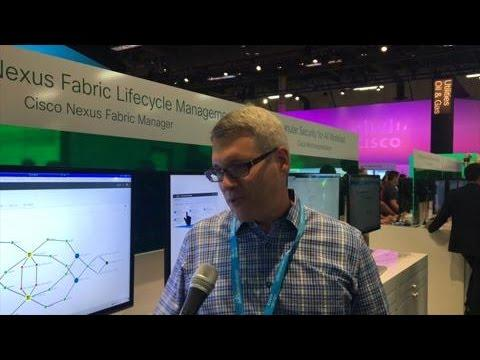 Cisco Nexus Fabric Manager Overview At Cisco Live 2016