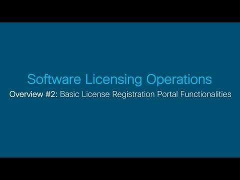 Overview #2: Basic LRP Functionalities