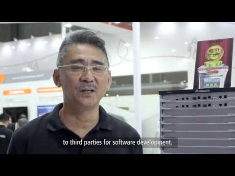 Interop Tokyo 2014:S12700 Series Agile Switches