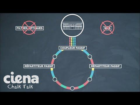 Chalk Talk: Ciena's Coherent Select Architecture [French]