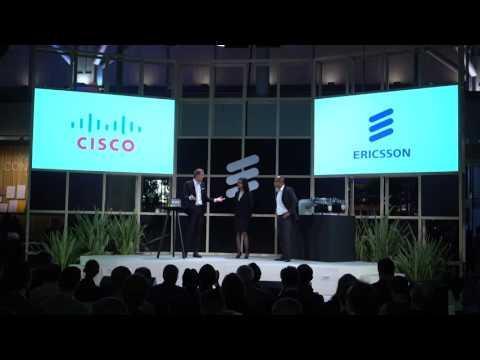 #MWC2016: Ericsson, Cisco Update Partnership