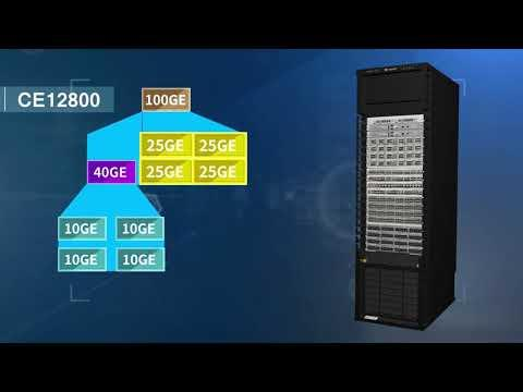 CloudFabric Huawei 100 GE Data Center Solutions