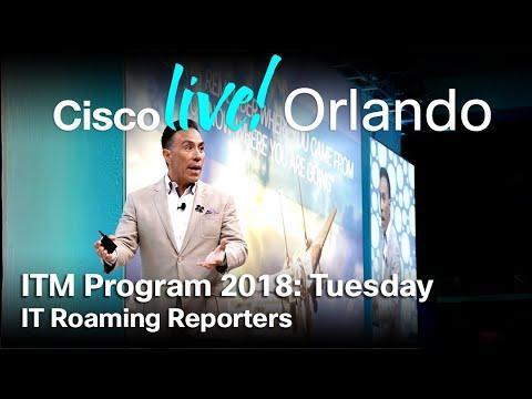 ITM Program CLUS Orlando 2018 | Tuesday