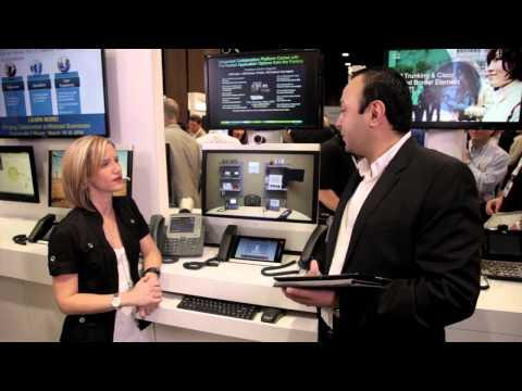 TechWiseTV@Enterprise Connect: What's New With Cisco Business Edition 6000 Release 9.1?