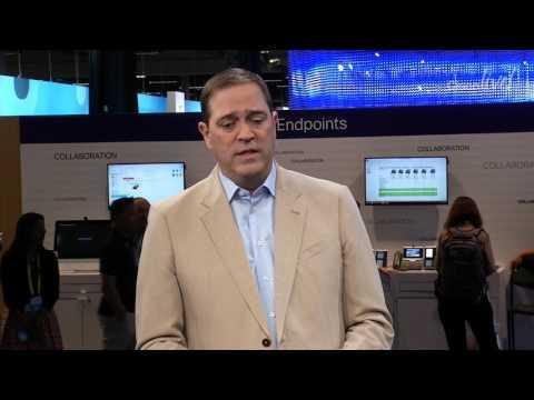 Cisco Live 2017: Chuck Robbins Facebook Live Q&A