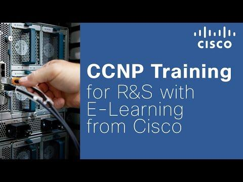 CCNP Training For R&S With E-Learning From Cisco