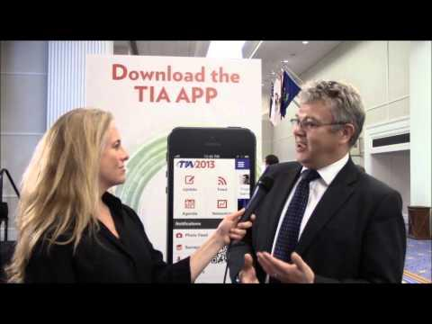 An International Perspective On The Internet Of Things & M2M:  British Telecom COO Andrew Dodsworth