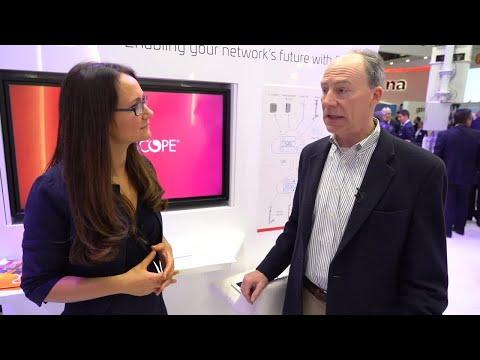 Mark Gibson Discusses CBRS At Mobile World Congress