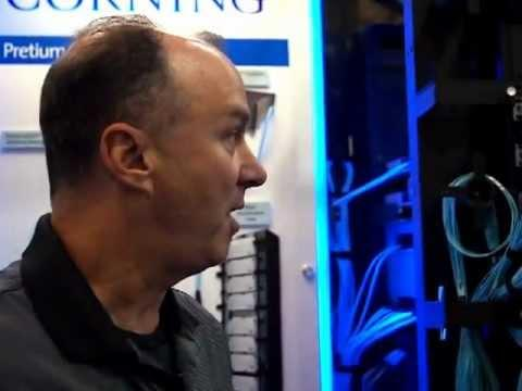 2012 TIA: Corning Cable Systems Showcasing Edge Solution