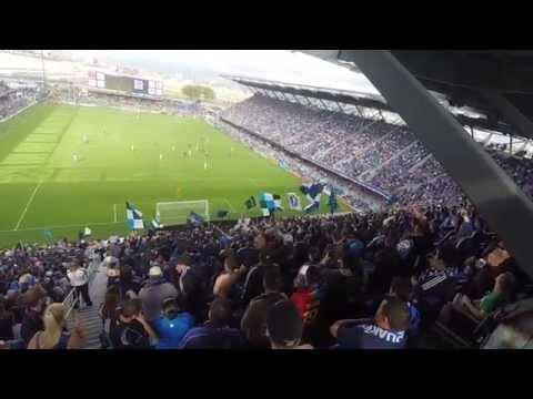 San Jose Earthquakes Opening Day At Avaya Stadium