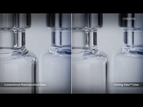 Valor™ Glass: Reduces Glass Particulate Generation