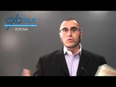 CXO Talk Promotion