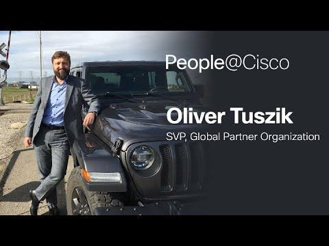 People@Cisco: Oliver Tuszik