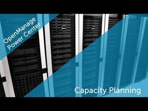 OpenManage Power Center Capacity Planning