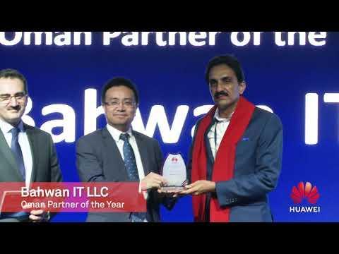 Huawei Middle East Ecosystem Partner Summit 2019 Award Ceremony
