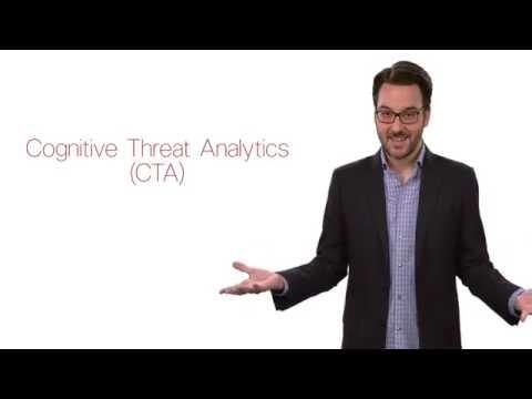 Cisco AMP For Endpoints Integration With Cognitive Threat Analytics Overview