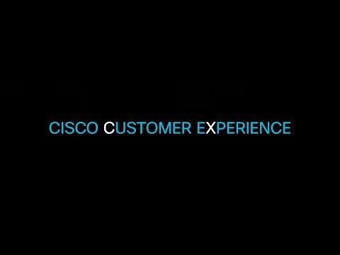 Cisco Customer Experience