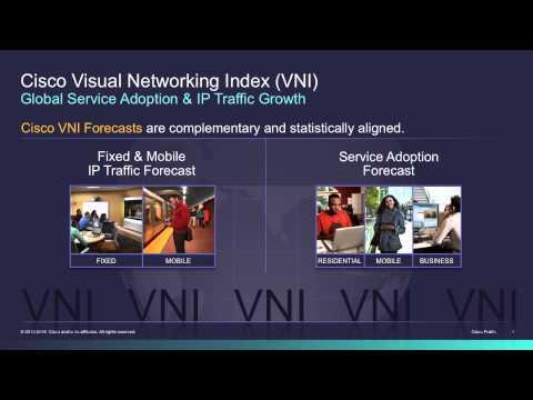 Cisco Visual Networking Index: 2014 VNI Complete Forecast Introduction