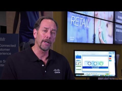 Cisco CMX In Retail
