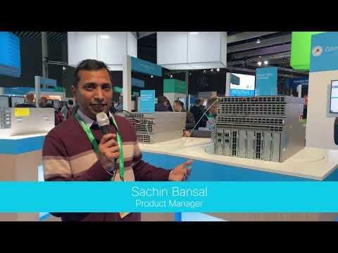 Cisco Live Barcelona 2019: Cisco 400G Data Center Switches (Nexus 9000)