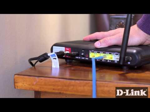 Getting Started: PowerLine AV 500 Gigabit Switch Kit (DHP-541)
