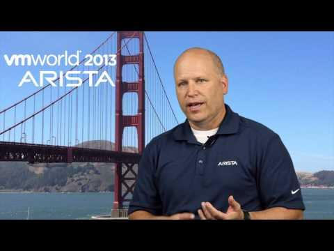 Arista Networks - VMworld 2013