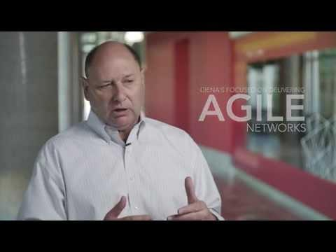 Ciena Agility: A Common Ecosystem. Uncommon Possibilities.