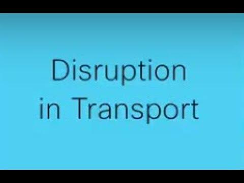 Disruption In Transport - Hear From The Optical Experts