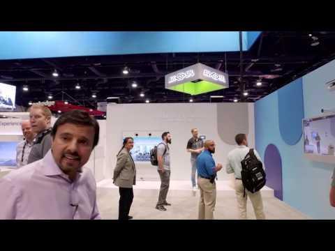 Cisco Collaboration At InfoComm 2016