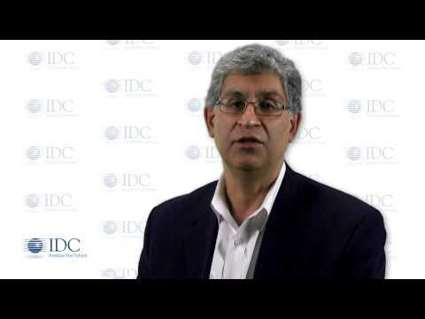 IDC: Nav Chandler, IDC Research Discusses Monitzing New Services On Edge Router Platforms